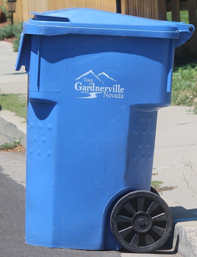 A debate over totes versus bins for a new project south of Gardnerville sparked a fight over annexation into the town.