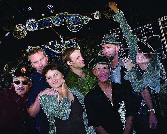 Mumbo Gumbo performs in Carson City this Saturday at the Levitt AMP Concert Series.