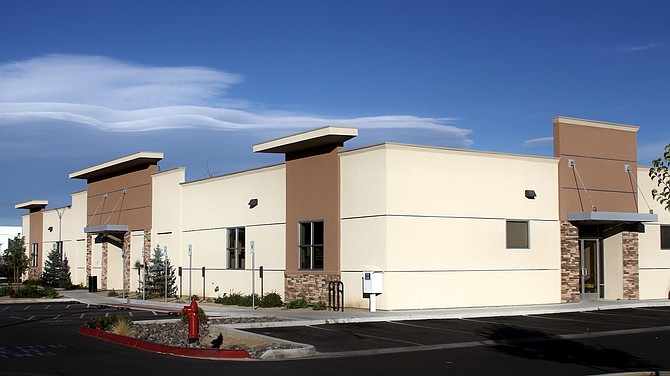 The Reno + Sparks Chamber offices are located at 4065 S. Virginia St., Ste. 101.