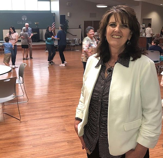 Submitted photo Jami Lee returns as manager for the William N. Pennington Life Center