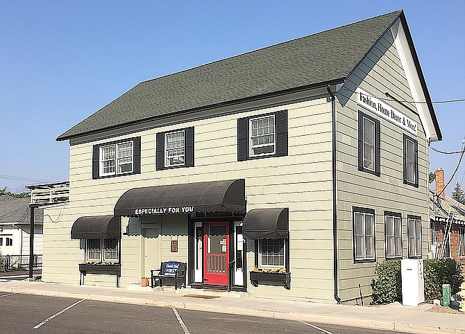 The owners of Especially For You on Eddy Street used the 2010 economic vitality plan to determine where gaps are in demand in Gardnerville, according to The Record-Courier.