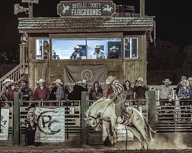 JT Humphrey sent in a stack of photos from the Douglas County Rodeo on Sept. 18.
