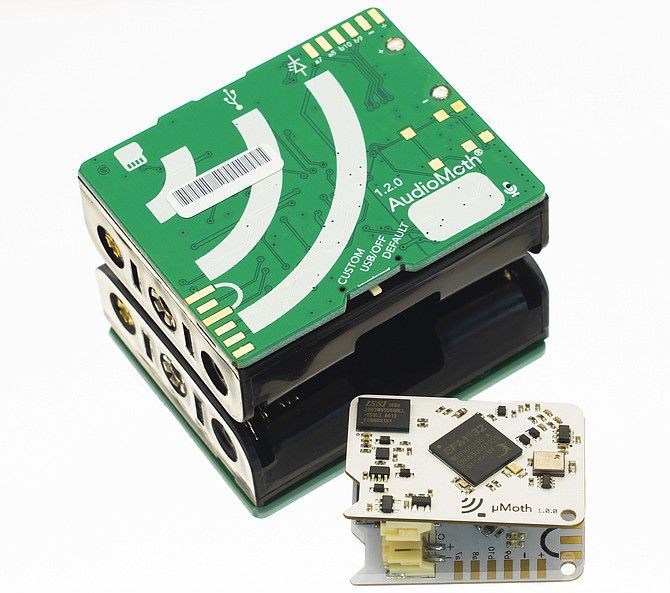 GroupGets' platform enabled UK-based Open Acoustic Devices to fund the production of its AudioMoth and MicroMoth devices that are used in the wild for conservation research.