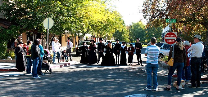 Carson City Ghost Walk set for Oct. 23.