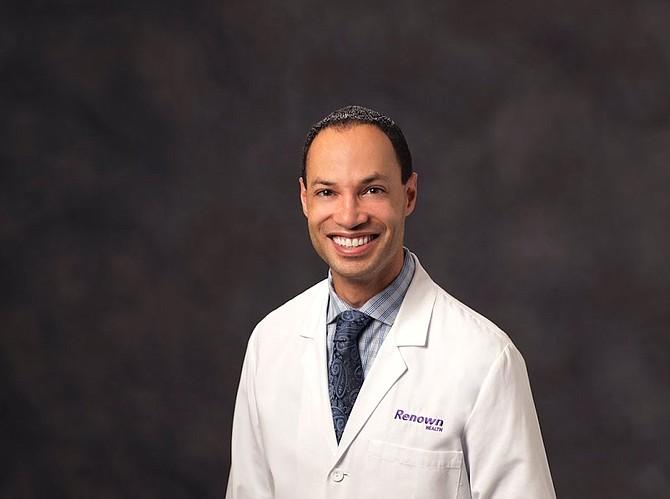 Dr. Jayson Morgan