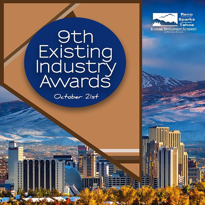 The 2021 Existing Industry Awards will take place Thursday, Oct. 21, from 5-7:30 p.m. at the Atlantis Casino Resort Spa.
