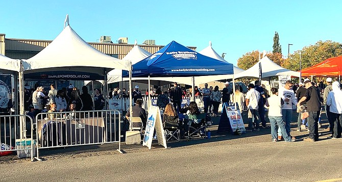 This is homecoming week at the University of Nevada, Reno. The week is capped on Saturday for tailgating and watching a football game between the Wolf Pack and Hawaii.