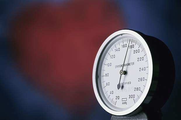 When checking your own blood pressure, it's important to do it at the same time each day, usually either in the morning or at night.