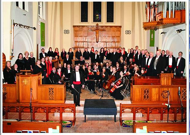 Toccata Chorus and Orchestra perform Dec. 17 at St. Gall Catholic Church.