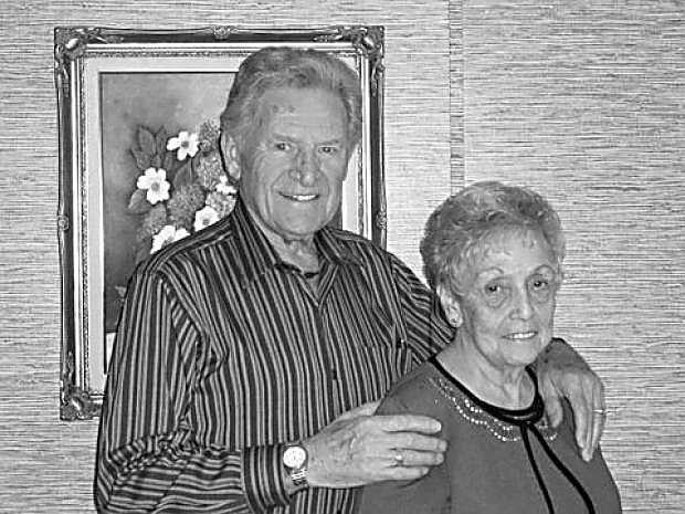 Juanita and Benny Crocker are celebrating their diamond anniversary this week.