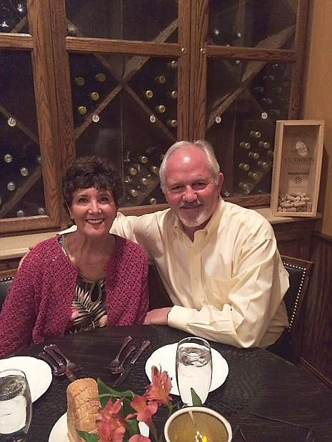 Pastors Louie and Peggy Locke of Fountainhead Foursquare Church celebrated their 45th wedding anniversary on May 25.