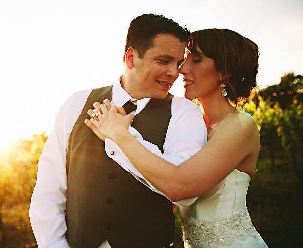 Maria Arrigotti, a Carson High School graduate, wed John Wehr in Jackson, Calif., on May 28.
