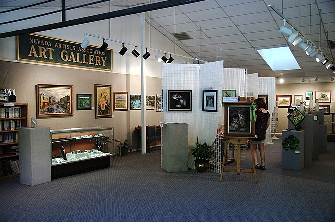 The Nevada Artists Association is inviting all local and regional artists to participate in it's annual Nevada Day art exhibition, which will be on display in it's gallery at Carson City's Brewery Arts Center.