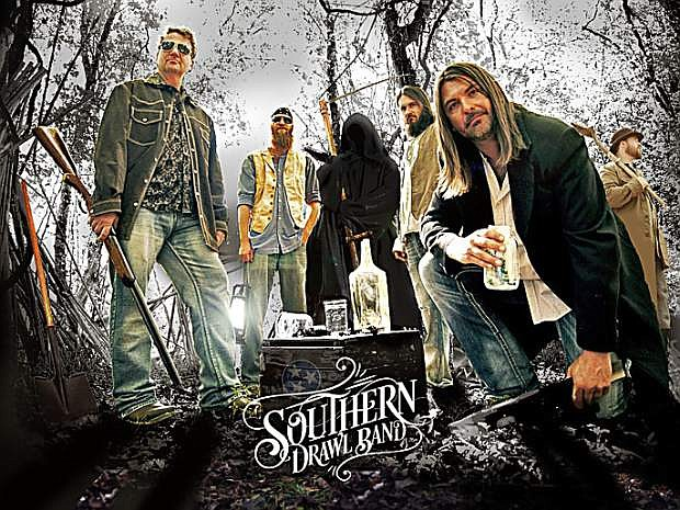 Southern Draw Band is performing free country music outside the Brewery Arts Center on Saturday.