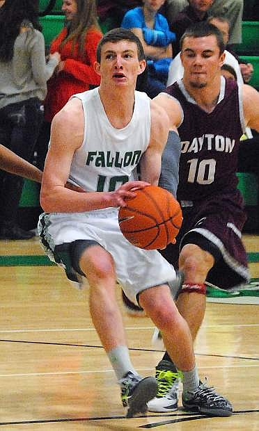 Ryan Stockard and the Fallon boys basketball team visits Dayton today and hosts Lowry on Saturday in a pair of critical Northern Division I-A league games.