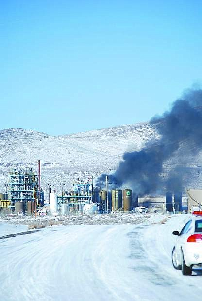 The Nevada Occupational Safety and Helath Administration officials have cited Bango Oil with three citation due to the December explosion at the refinery west of Fallon.