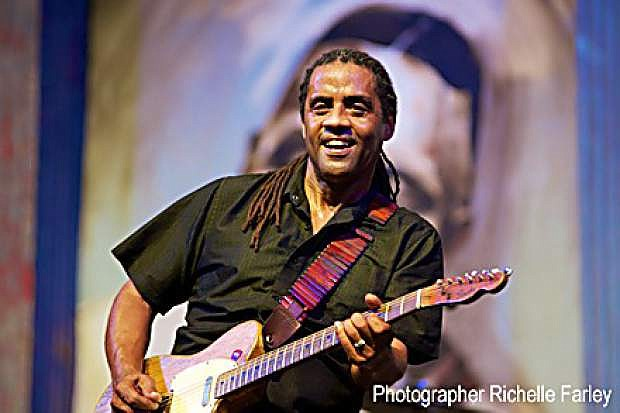 Kenny Neal, an acclaimed blues musician, is the star of the inaugural Genoa Blues Festival at Mormon Station State Park.