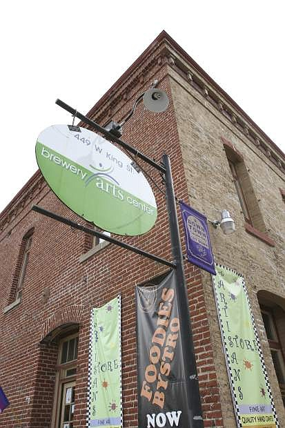 The Brewery Arts Center professional staff has been let go as of Friday.