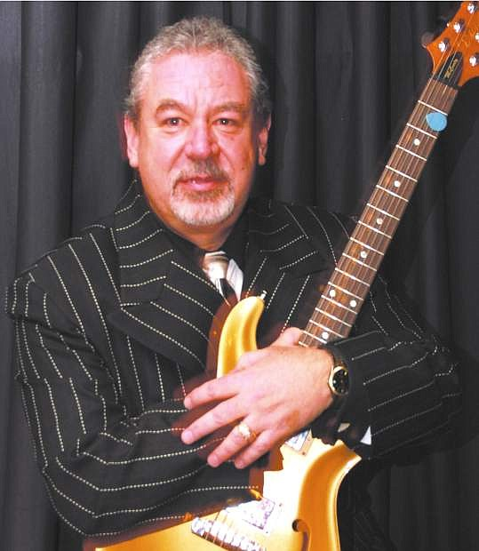 Paul Covarelli will perform from 6 to 10 p.m. Monday through Wednesday at the Carson Valley Inn in Minden.