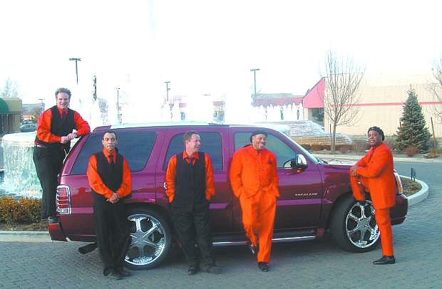 Escalade will perform at 8 p.m. Friday and Saturday at the Carson Station, 900 S. Carson St.
