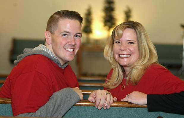 Melanie and Nick Emery are volunteers with the Court Appointed Special Advocates program.