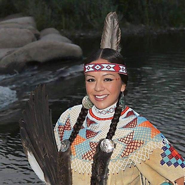 Native American singer Christina Thomas is one of the guest soloists lined up to perform with the Carson City Symphony on Oct. 26.