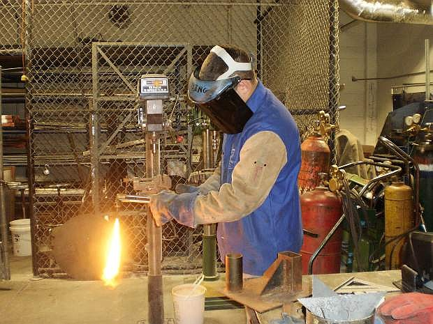 Carson High School welding program will be among the career pathways showcased at the Career Expo Feb. 18.