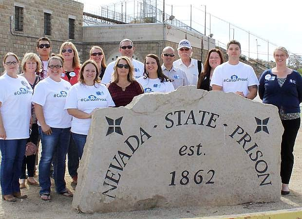 On their first day of the Carson City Leadership Institute last October, the Class of 2016 had the opportunity to tour the historic Nevada State Prison.