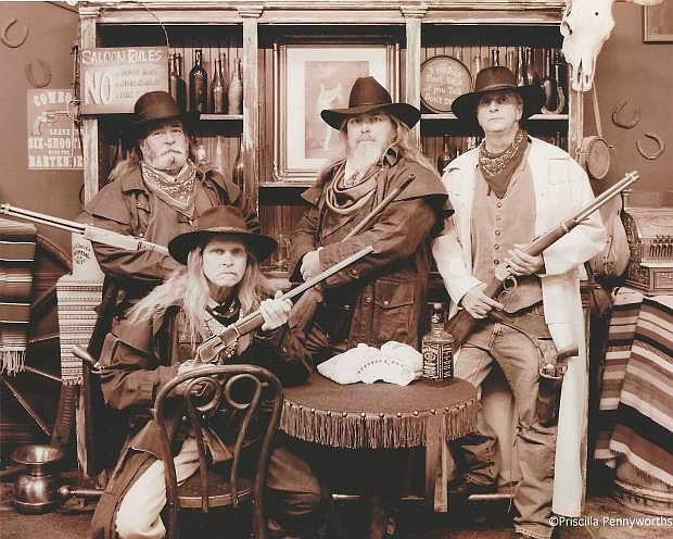 Bootleggers Band performs 6 p.m. today at Dangberg Ranch Historic Park.