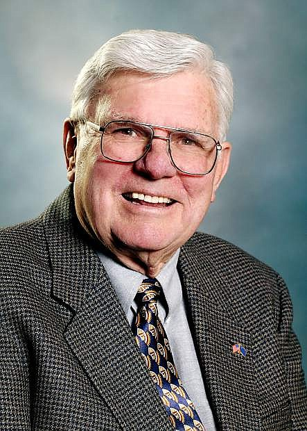 Coe Swobe died in May; he was 87.