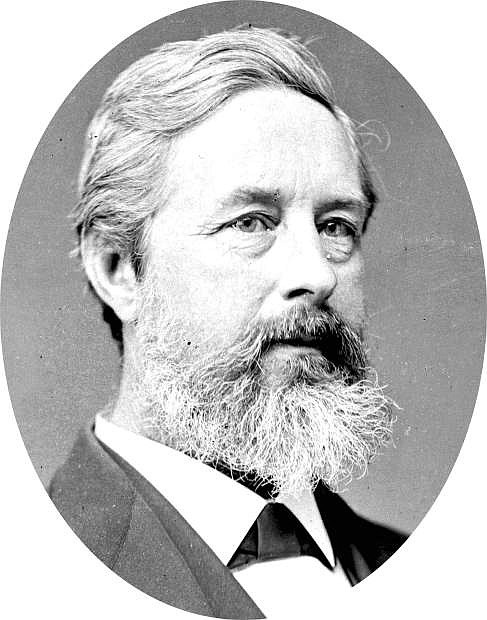 House Representative Aaron Augustus Sargent from California played a role in moving the Nevada Mint Act through Congress.