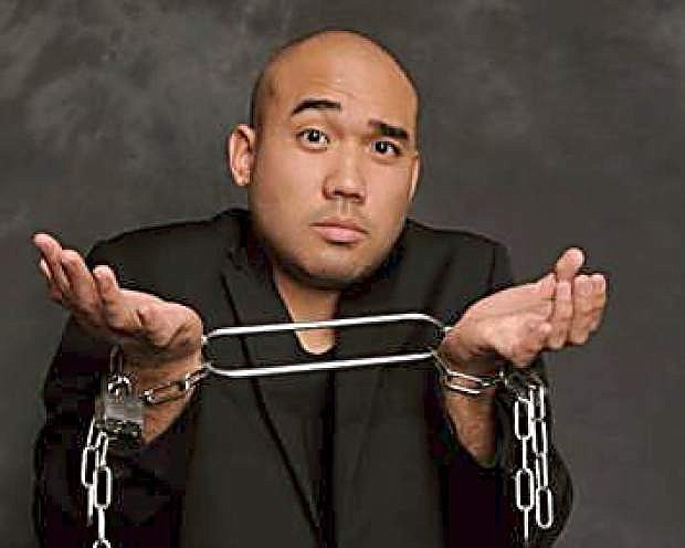 Justin Rivera is bringing his magic and comedy show to the Carson Nugget on Friday, July 8.