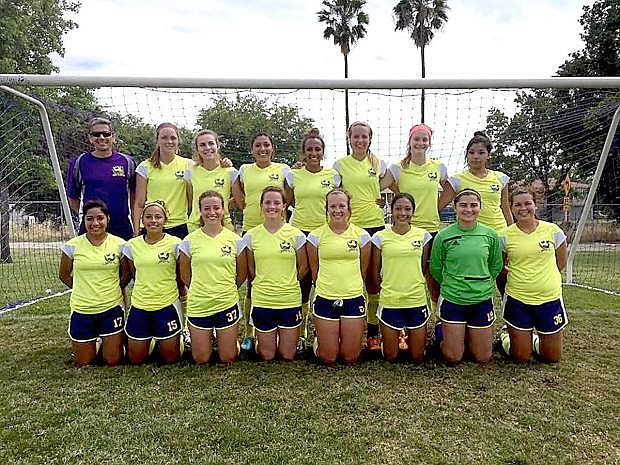 The Carson FC Wolfpack won four straight matches to win the U17 division of the California Regional League Showcase over the weekend.