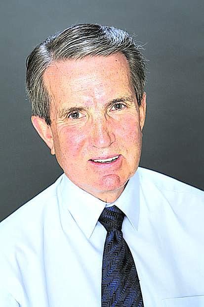 Mayor Robert Crowell
