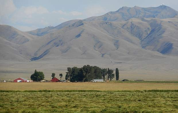 The prolonged drought is changing operational strategies at  Tomera Ranch in Battle Mountain and other ranches in northeastern Nevada.