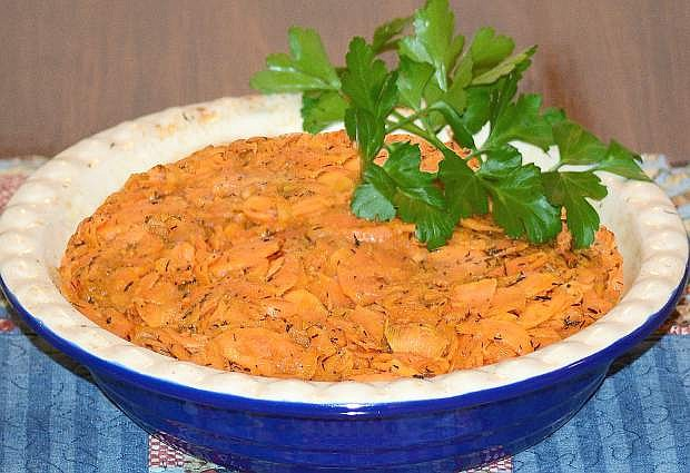 Sweet Potatoe Gratin