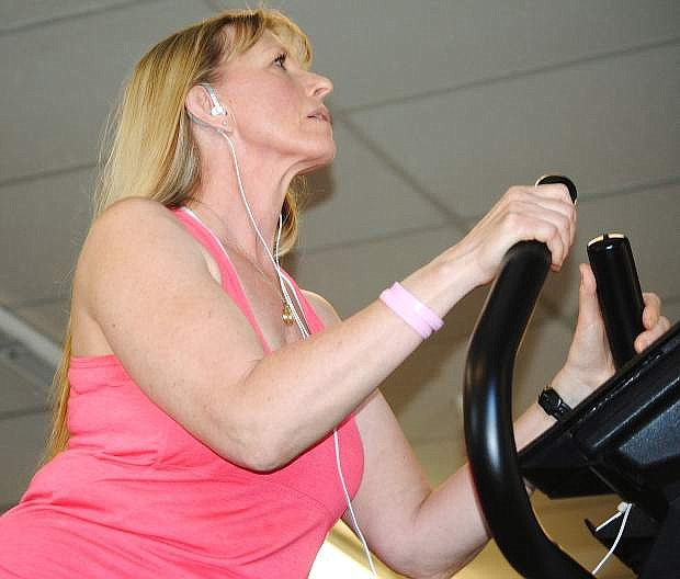 Total Fitness Athletic Club owner Lisa Gough announced the closure of the facility on Monday.