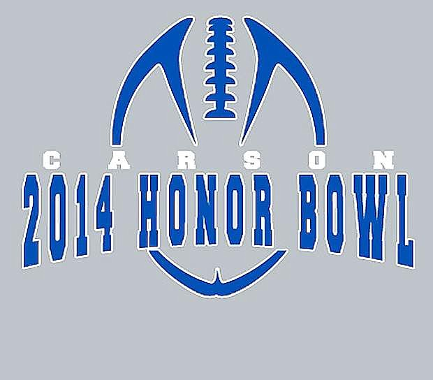 One of the logos for the Honor Bowl participants. Carson, Fallon, Reed and Damonte Ranch will represent Nevada on Aug. 29-30 in Loomis, Calif.