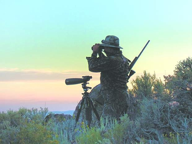 Hunters must be prepared before heading out into the wild.
