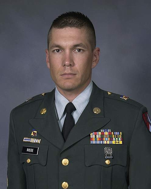 Master Sgt. Christian Riege