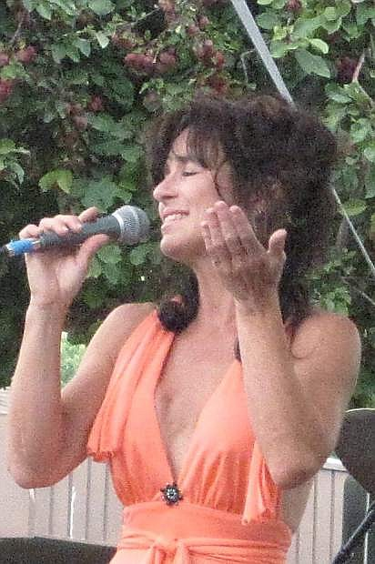 June Joplin will sing with Mile High Jazz Band on June 9.