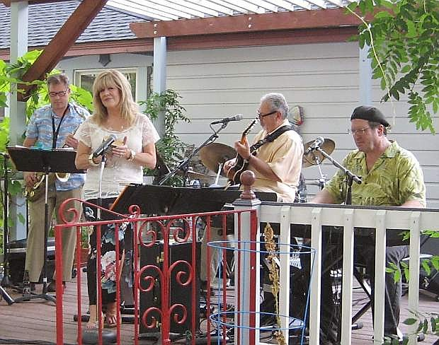 Cherie and John Shipley with Take This will open the Jazz & Beyond Carson City Music Festival Aug. 5 at the Bliss Mansion.