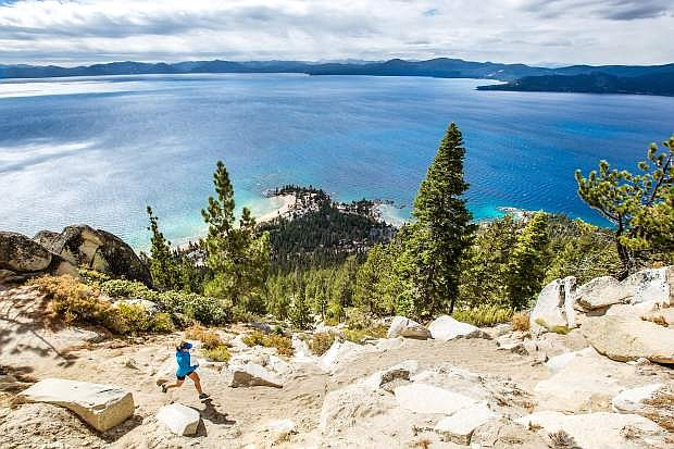 The second annual Lake Tahoe Flume Trail Fall Classic Half Marathon, a point-to-point race from Spooner State Park to Tunnel Creek Station, will be Saturday.