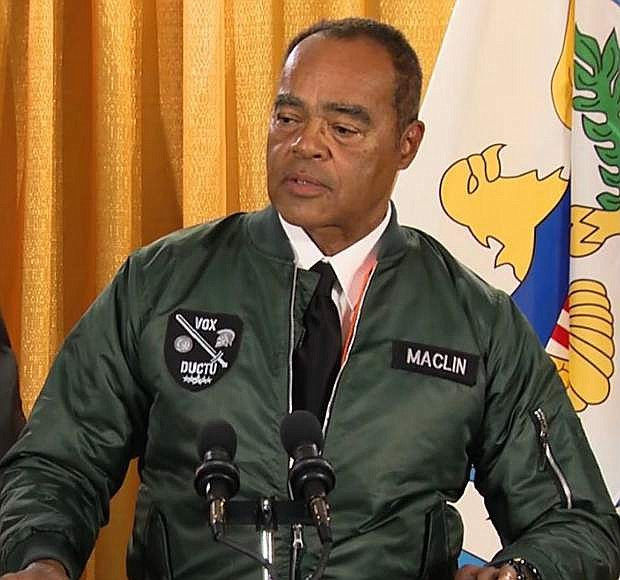 Clifton C. Maclin Jr. of Carson City was a guest faculty member at West Point Military Academy Oct. 8-9. He spoke to the Leadership Speakers Academy faculty members on becoming a Servant Leader. To watch his presentation, go to https://youtu.be/H_4eOojvIUc.