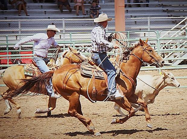 The Minden Ranch Rodeo showcasing the best working cowboys around  will be appearing at the Fuji Park Fairgrounds on at 5 p.m. Saturday, Aug. 2 and returning at 9 a.m. Sunday, Aug. 3.