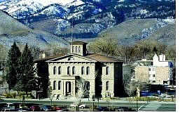 Cathleen Allison/Nevada Appeal The Nevada State Museum could receive $35,000 in incentive funding from the Carson City Redevelopment Authority for improvements made to the U.S Mint building.