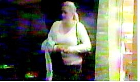 photo provided Douglas County Sheriff's Office are looking for this woman in a stolen-checks case.