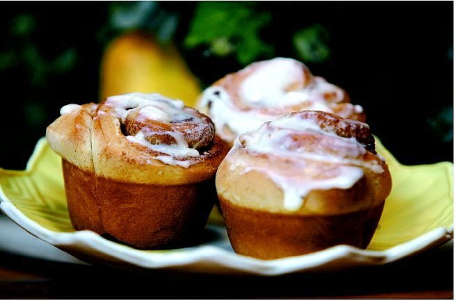 Cathleen Allison/Nevada Appeal Linda Marrone's sour cream cinnamon buns would make a great gift or Christmas morning treat.