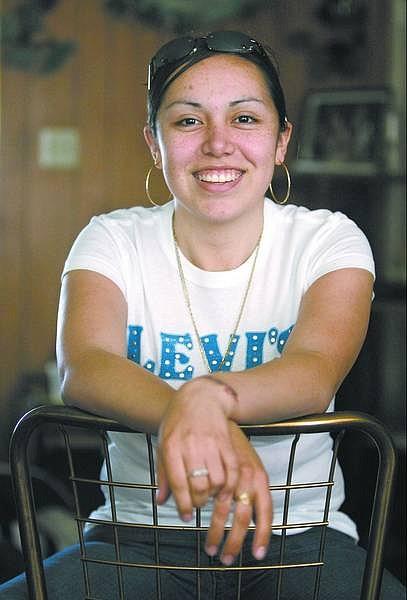 Cathleen Allison/Nevada Appeal  Raquel