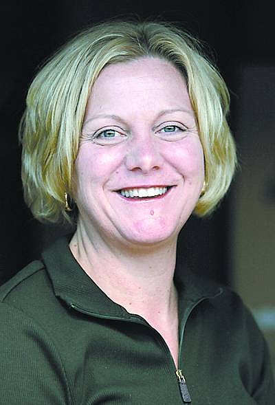 Cathleen Allison/Nevada Appeal Valerie Perkins has been named the new coordinator for the Carson City area Toys for Tots program.